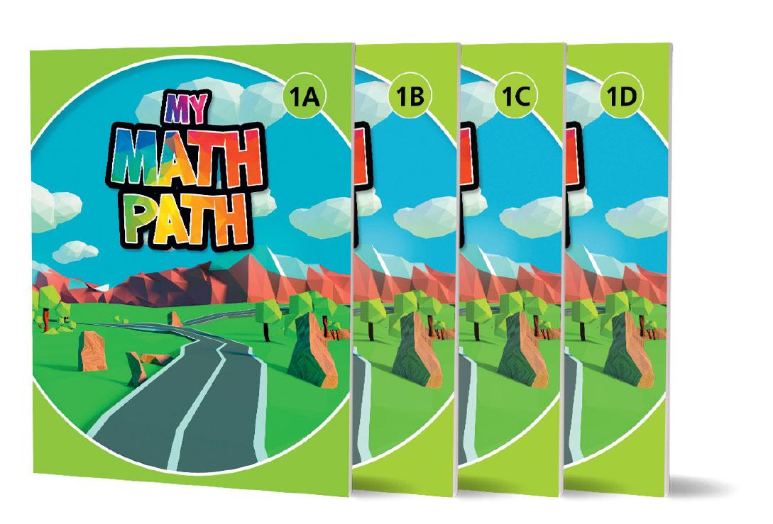 math 3D books