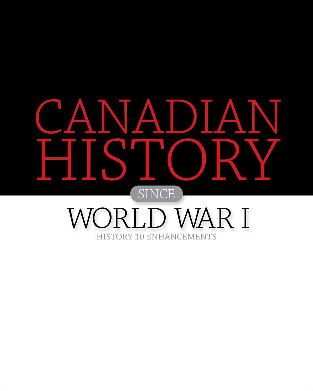 Grade 10 history cover