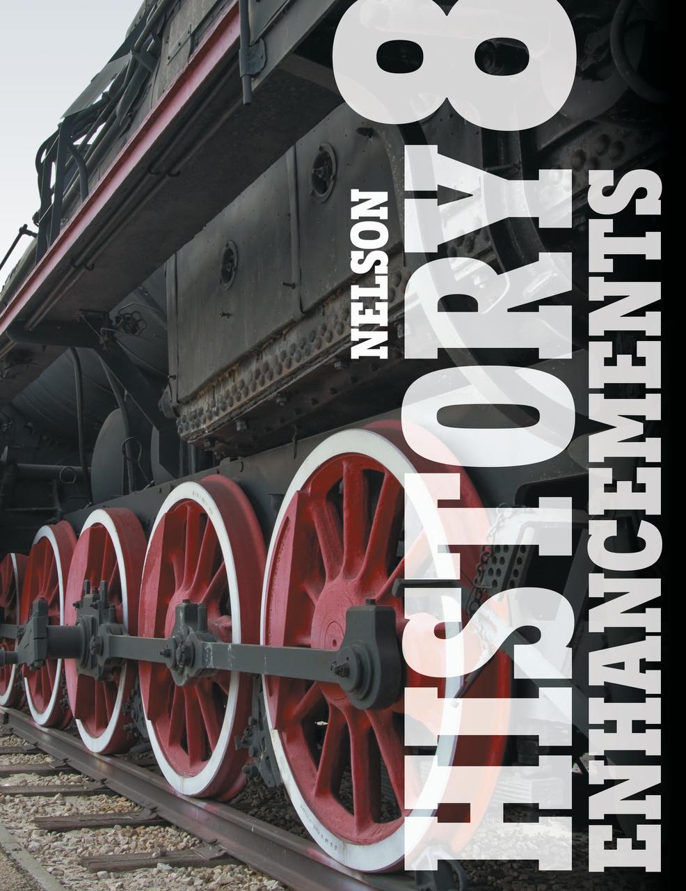 Grade 8 history cover
